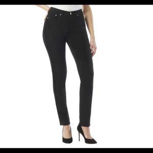 Parasuco Women's navy blue Pant size 4 new jeans